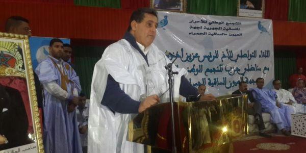 """قيادة """"الأحرار"""": داعمين العمليات اللّي طلقاتها القوات المسلحة بمهنية عالية لإعادة التنقل على الحدود الجنوبية للمغرب"""
