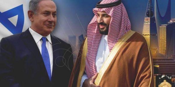 الخارجية السعودية على لقاء بن سلمان مع مسؤولين إسرائيليين: هادشي مكاينش منُّو كاع