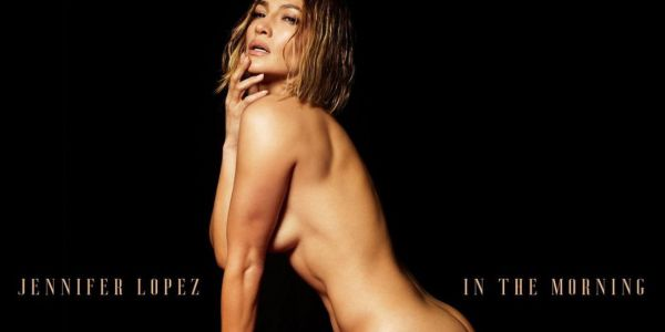"""سيكسي وطبيعية.. جنيفر لوبيز ختارت تصويرة مثيرة ك""""cover"""" لأغنيتها الجديدة"""
