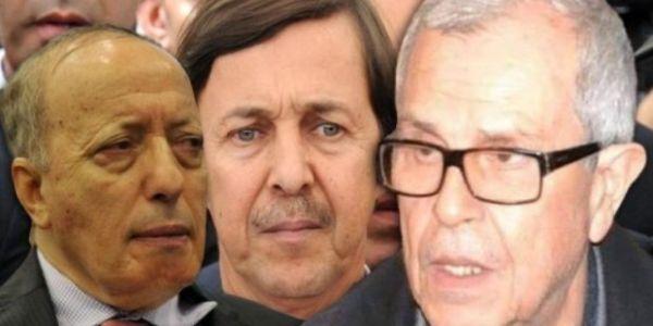 سعيد بوتفليقة خو الرئيس الجزائري السابق غادي يتحاكم من جديد مع الجنرال توفيق والمدير السابق لدائرة الاستعلام والأمن