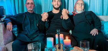 فجو عائلي.. زهير بهاوي احتفل بعيد ميلادو الـ25 -فيديو
