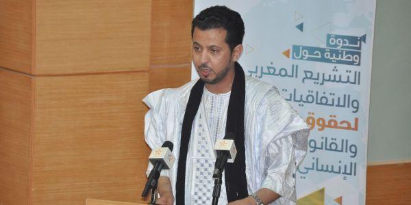 محمد سالم الشرقاوي لكَوتيريس: قلقين من استغلال المدنيين فالكَركَرات وخاصك تدعم الحوار بين الأطراف