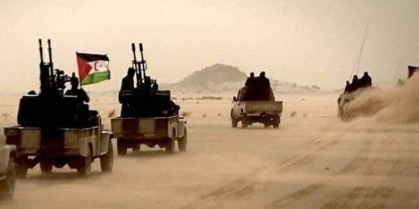 عاجل.. القوات المسلحة الملكية دمرات آلية لحمل الأسلحة شرق الجدار بمنطقة المحبس