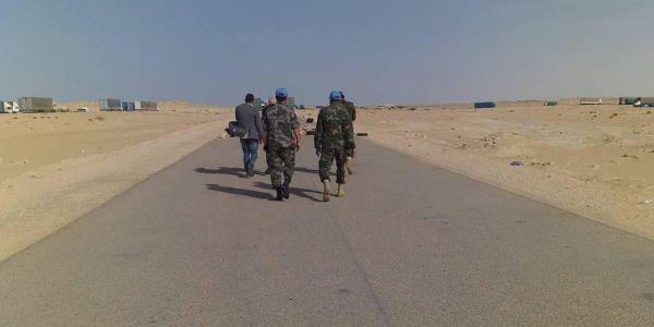 المنصة الدولية للدفاع عن مغربية الصحرا: خاص الأمم المتحدة تضغط على البوليساريو والجزائر باش يلتازمو باتفاق وقف اطلاق