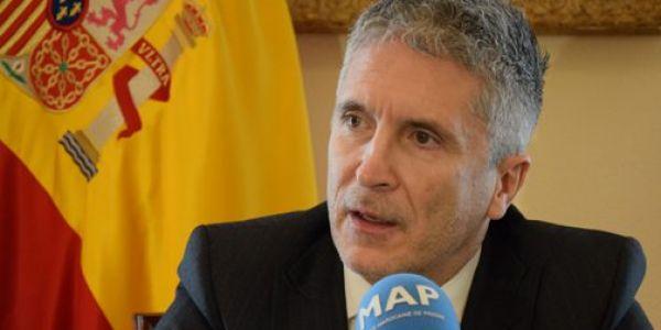 وزير داخلية اسبانيا: هاعلاش غانجي للمغرب والتعاون الأمني بين البلدين قوي بزاف