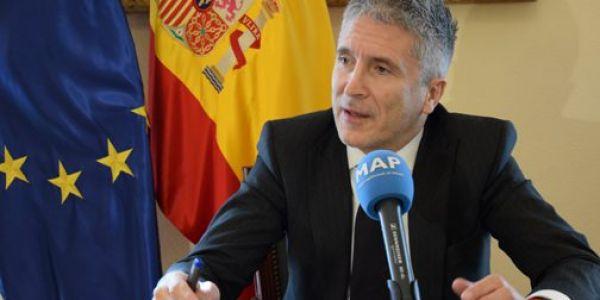 وزير داخلية اسبانيا: المغريب شريك مهم بزاف لينا
