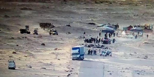 الجيش المغربي: تدخل الكركرات سلمي وماوقعات أي خسائر فالأرواح والبوليساريو كيروجو الكذوووب