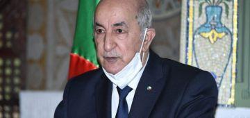 رئاسة الجزائر كتنفي وفاة تبون وعندو فترة نقاهة وخرج من السبيطار