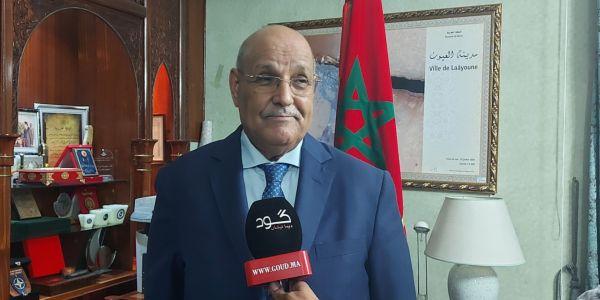 """ولد الرشيد لـ""""كود"""" على تطورات الوضع فالكركرات: المغرب لتازم بالحكمة وتدخل الجيش جا فوقتو -فيديو"""
