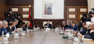 صندوق محمد السادس للاستثمار وقانون منع صنع الميكات على طاولة المجلس الحكومي غدا الخميس