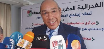 نور الدين مفتاح: الصحافة فالصحرا بحال الجنود لي فالتماس