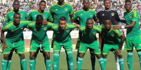 الاسود رسميا فالصدارة بعد خسارة موريتانيا