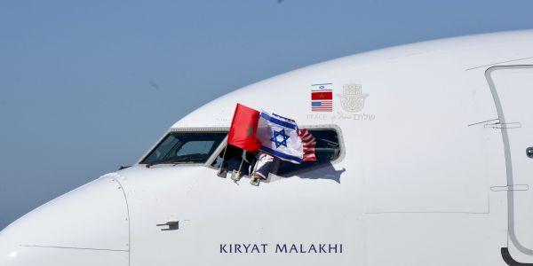 رسميا.. الرحلات الجوية من إسرائيل لمراكش غتبدا ف19 يوليوز