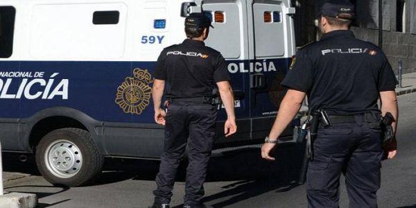 اعتقال جوج مغاربة فاسبانيا كيهجمو على الديور بالليل ويسرقوهم