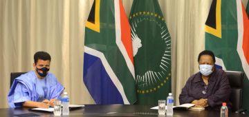 بعدما فشلات فتوفير غطاء سياسي ليها. خارجية جنوب أفريقيا استقبلات ممثل البوليساريو عندها