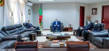 المغرب وموريتانيا كيوجدو للزيارات المتبادلة بين الملك محمد السادس والرئيس ولد الغزواني