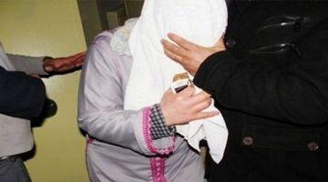 اعتقال امراة فالناظور صورات راسها كتمارس الجنس مع ولدها الصغير