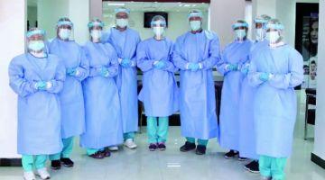 كورونا قتلات 7 أطباء فسيمانة وحدة