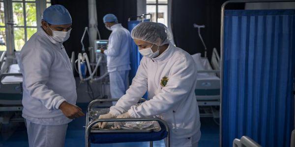إكتشاف 49 حالة مؤكد إصابتها بالسلالة المتحورة لكورونا في صفوف طلبة الـENCG وساكنة الداخلة والسلطات تعلن عن تطبيق حجر صحي شامل ومشدد على المدينة