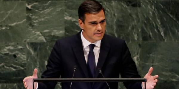بيدرو سانشيث : خاص المفاوضات ترجع باش نوصلو لحل سياسي عادل ودائم لنزاع الصحرا