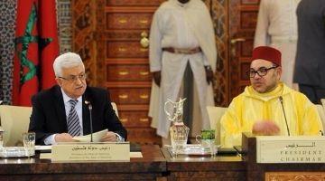 محمد السادس رسل مساعدات انسانية عاجلة لغزة والضفة