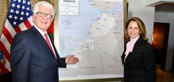 سفير أمريكا فالرباط لّي سالات مهمتو: كنبغي المغرب وبغينا نطوّروا علاقات أمريكا معاه – تدوينة