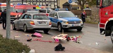 ألمانيا: 5 ماتو فحادثة الدهس.. ولحد الساعة مابانو حتى دوافع دينية ولا سياسية – فيديو