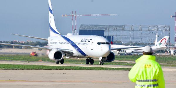الرحلات الجوية المباشرة بين إسرائيل ومطار مراكش غاتبدا ف25 من هاد الشهر وها وقتاش غاتكون مع مطار كازا