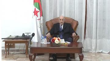 عسكر الجزائر: تبون دار عملية على رجلو و قريب يرجع