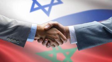 فريق لوجيستيكي اسرائيلي فالرباط كيشرف على إعادة فتح مقر الدبلوماسية الاسرائيلية