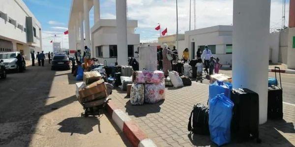 لأول مرة بعد عملية الجيش. المغرب دار المزيان مع السنگال وفتح الكَركَرات للمواطنين العالقين عندنا يرجعو لبلادهم