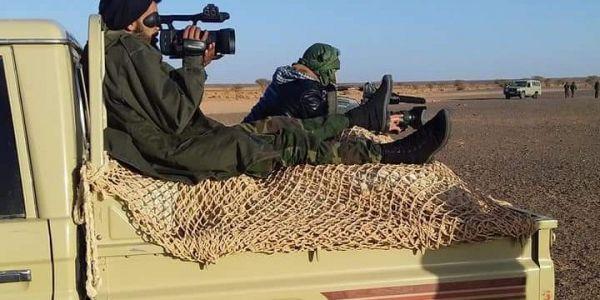 آخر سلوكيات البوليساريو : هجوم على وحدة حراسة في قطاع أقا بمنطقة طاطا