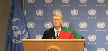 المنسق السياسي لبعثة جنوب أفريقيا فالأمم المتحدة: الصحرا مهمة فسياستنا الخارجية ومجلس الامن حاكمينو المصالح