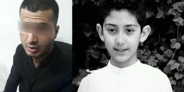 قال غادي يقتل راسو قبل ما يعدموه وطاح مغيب. الحكم بالإعدام لمغتصب وقاتل الطفل عدنان