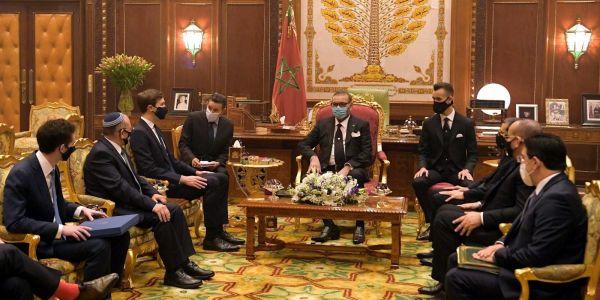 تقرير إسرائيلي: موقف إيجابي من الملك محمد السادس فالقضية ديال تبادل فتح السفارات مع إسرائيل