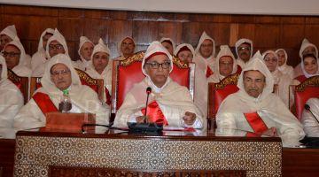 المجلس الأعلى للسلطةالقضائية بدا الدورة الأولى ديالو هاد العام بالمتابعات التأديبية فحق عدد من القضاة وتعيينات جديدة غاتخرج فالساعات الجاية