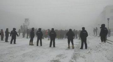 بوتين باغي يشد روسيا كلها. تشد الفي متظاهر ف60 مدينة حقاش احتجو على اعتقال نافالني