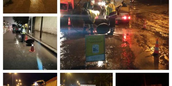 ليديك كطنز على بيضاوا بعد فضايح الفيضانات: ها شحال خدمنا البارح ومستشارة المعارضة: هادي قمة الضحك على الذقون