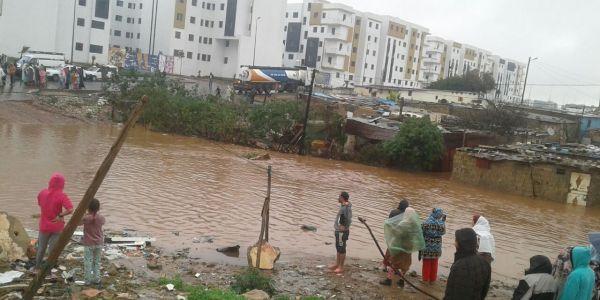 ها باش سالا اجتماع ولاية كازا لتقييم أضرار الفيضانات وها الحلول اللي تقترحات