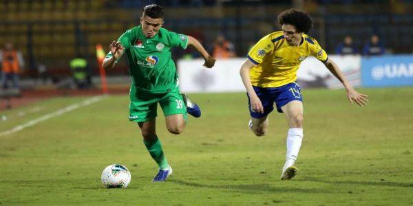 الرجاء إلى نهائي كأس محمد السادس بعد سحق الإسماعيلي المصري بث3 لزيرو