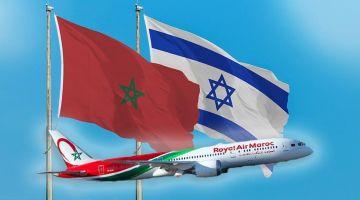 وسائل إعلام: رسميا بداو الرحلات الجوية المباشرة بين المغرب وإسرائيل