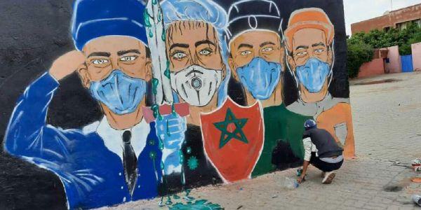 حسب نظام أوكسفورد. المغرب احتل مرتبة مزيانة فسياسة التعامل مع كورونا