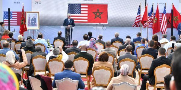 السفير الأمريكي : المغرب عندو الحل الوحيد العادل والدائم لحل النزاع وإعلان ترامب كيكرس مغربية الصحرا
