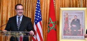 الاجتماع الوزاري لدعم الحكم الذاتي. شينكر : أمريكا دعمات الحكم الذاتي من عهد بيل كلينتون وهو الأساس الوحيد والواقعي للمفاوضات