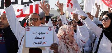 عمالة أنفا منعات مسيرة الاساتذة المتعاقدين غدا.. وحذرات: اللي جا مايلوم غير راسو