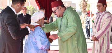 رئيس الحكومة حدد حصص 5450 وسام ديال العرش ف 2021
