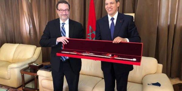 من بعد الاعتراف الأمريكي بمغربية الصحرا. شينكر من العيون: علاقتنا مع المغرب زادت تقوّات و مازال الخير جاي لقدام