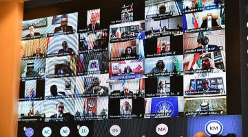 البيان الختامي للإجتماع الوزاري لدعم الحكم الذاتي: المبادرة المغربية هي الإطار الوحيد لحل نزاع الصحرا – وثيقة