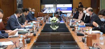 """حصيلة تنفيذ برنامج """"الميثاق الثاني"""" بين المغرب وميركان.. وزير المالية بنشعبون:كلشي دار مجهود و قطعنا خطوات هامة"""
