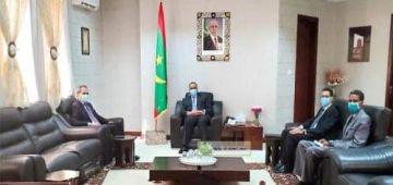 تطورات الكَركَرات.. سفير المغرب فنواكشوط تلاقى وزير خارجية موريتانيا